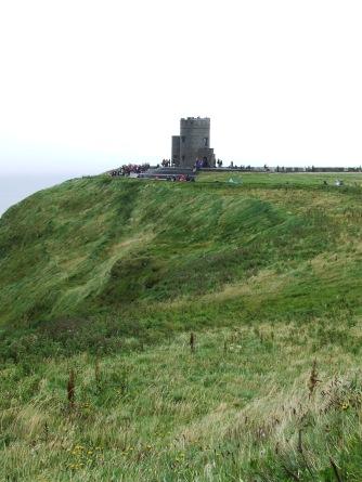 Castle on the cliffs