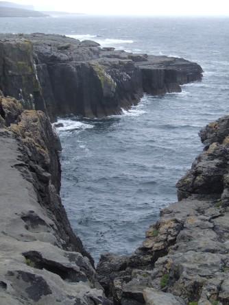 Sublime western Irish coastline